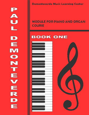 MODULE FOR PIANO AND ORGAN COURSE Book 1
